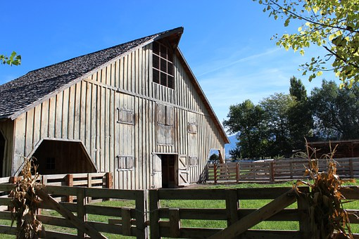 Barn, Wood, Rustic, Wooden, Weathered, Antique, Country