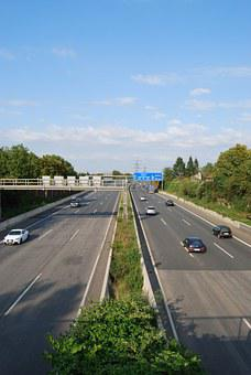 Expressway, Highway, Roadway, Autos, Drive, A40, Traces