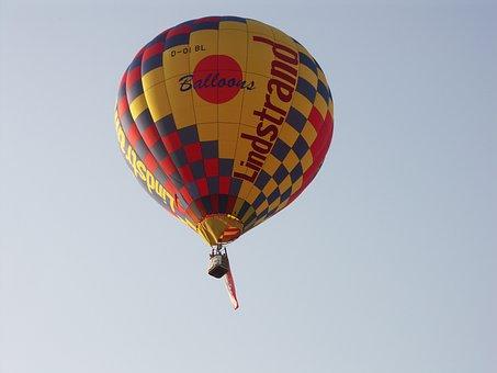Riveting Air Balloon, Balloon, Aviation