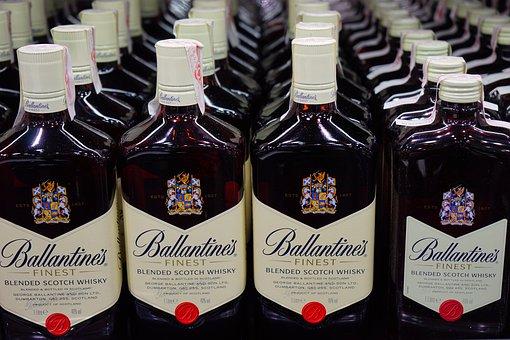 Scotch Whisky, Scotch, Whisky, Ballantine