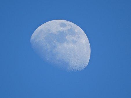 Sky, Moonlight, Cayenne, French Guiana