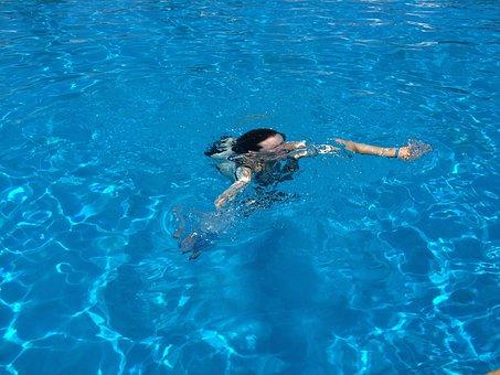 Water, Pool, Swimming, Wet, Blue, Underwater, Clean
