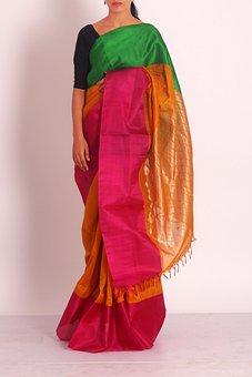 Kollam Sarees, Womens Wear, Saree, Indian, Ethnic