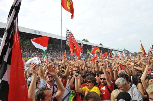 Formula 1, Ferrari, Monza, Podium, Festivity, Engines