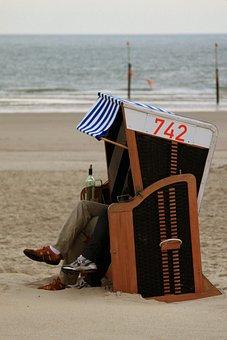 Beach Chair, Beach, Furniture, Furniture Pieces, Rest
