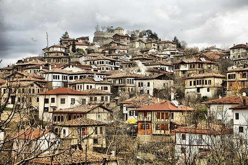 Safranbolu, Home, Houses, Landscape, Wood, Turkey