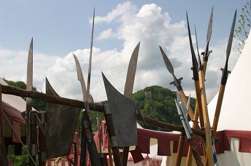 Middle Ages, Medieval Festival, Riedenburg