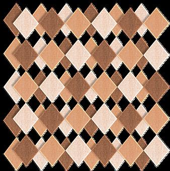 Fabric, Texture, Geometric, Beige, Brown, Tan, Pattern