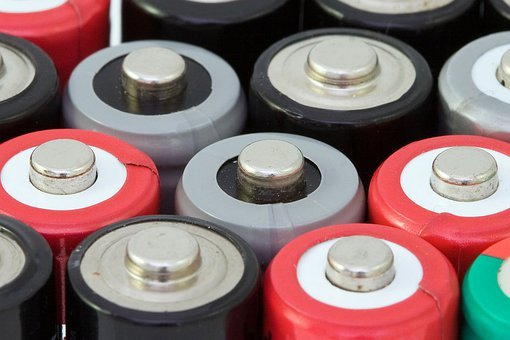 Battery, Batteries, Rechargeable, Energy, Electricity