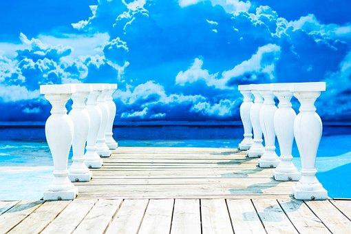 Santorini, Rental Studio, Photo Wallpaper, Studio