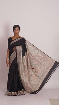 Kollam Sarees, Womens Wear, Saree, Indian, Ethnic