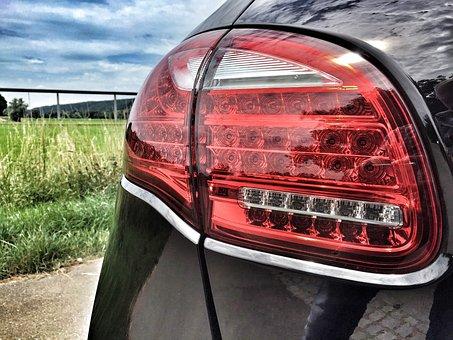 Porsche, Cayenne, Detail, Sports Car, Suv