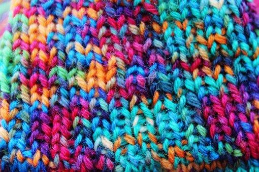 Knitting, Socks, Rib, Knit Socks, Knit, Warm, Winter