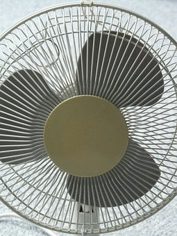 Fan, Blower, Air Conditioning, Turbine, Circulation