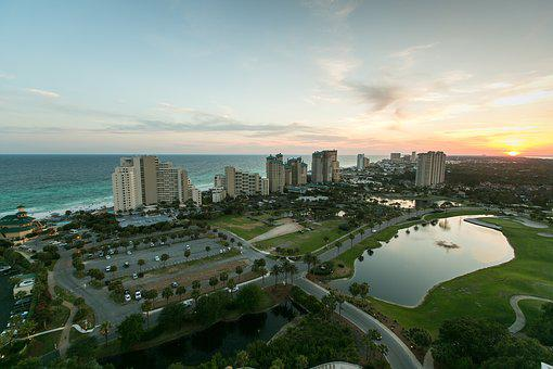 Aerial Shot, Architecture, Buildings, City, Cityscape