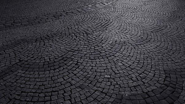 Pebble Road, Cobblestone Road, Cobblestone