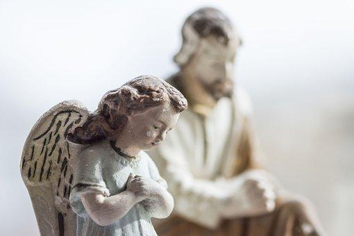 Angel, Image, Christmas, Figurine, Religion, Cosiness