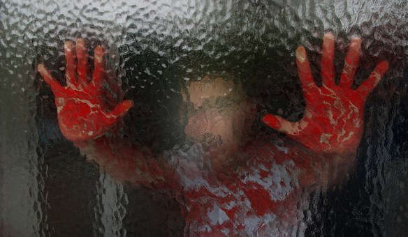 Frosted Glass, Blood, In Blood, Disc