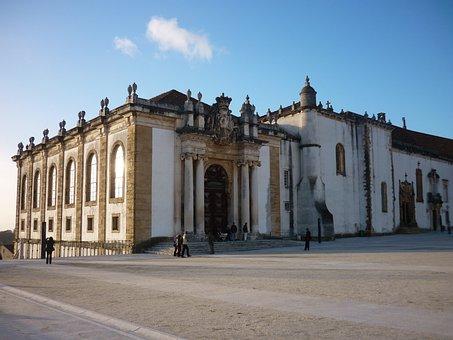 Education, Coimbra University, Portu, Coimbra