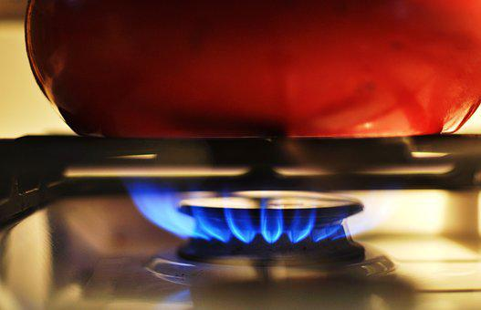 Gas, Stove, Heat, Kitchen, Burner, Flame, Fuel, Energy