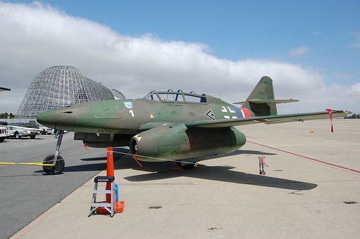 Wwii, Plane, Fighter Jet, Air Force, History, War