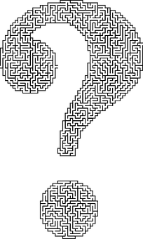 Question Mark, Typography, Type, Text, Punctuation