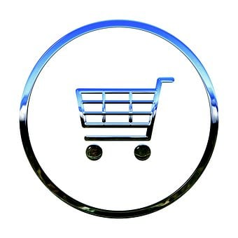 Icon, Shopping Cart, E-commerce, Shopping Cart Icon