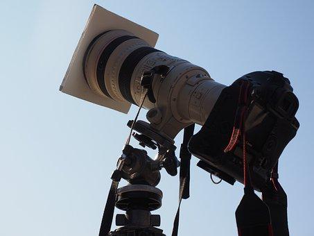 Camera, Lens, Antiglare, Telephoto Lens, Professional
