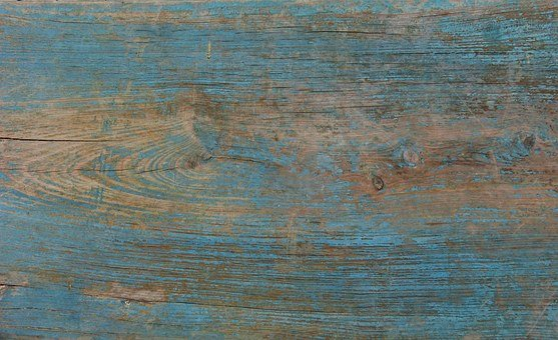 Background, Texture, Wood, Peeling Paint, Blue