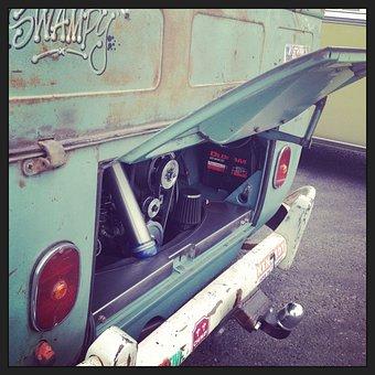 Vw Bus, Old, Bus, Van, Vehicle, Vintage, Vw, Transport