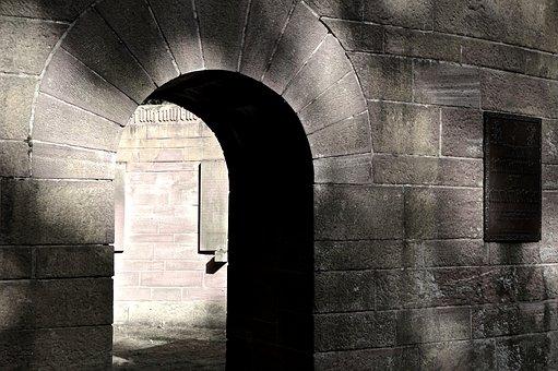 Ruin, Substantiate, Crypt, Monument, Arch, Castle