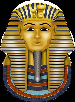 Tutankhamun, Gold Mask, Mask, Archaeology, Egyptian