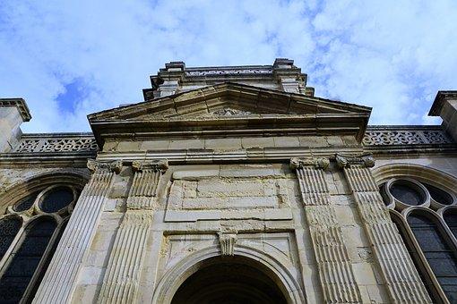 Le Havre, City, France, Church, Catholic