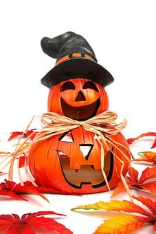 Autumn, Decoration, Face, Fall, Funny, Gourd, Halloween