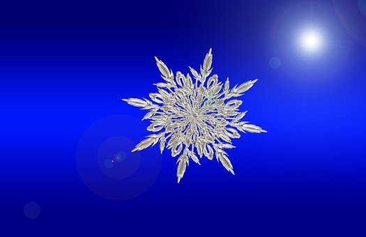 Frost, Ice Crystal, Ice, Form, Fabric, Grid, Glass