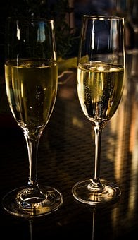 Champagne, Anniversary, Beverages, Marry, Good Mood