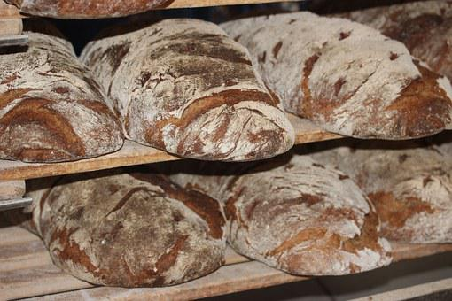 Bread, Loaves, Bakery, Loaves Of Bread, Fresh Bread