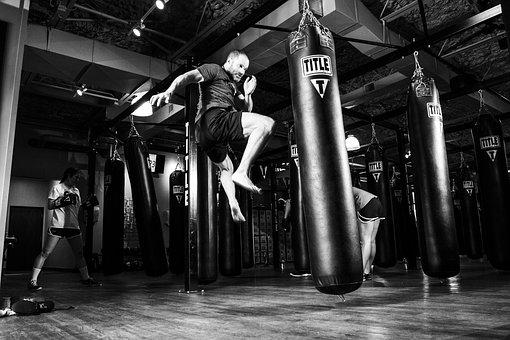Karate, Martial Arts, Training, Exercise, Martial