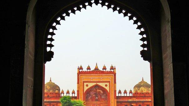 Architecture, Fatehpur Sikri, Mughal Architecture