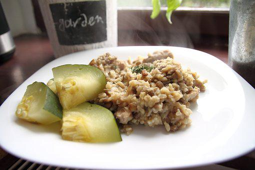 Dish, Eating, Buckwheat, Para, Taste, Kitchen