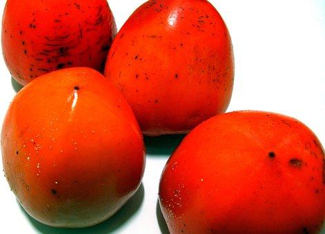 Persimmon, Fruit, Home, Autumn, Week Leung Notes Leung
