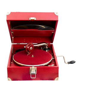 Music, Record Player, Playback, Turntable, Old
