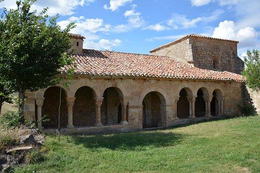 Omeñaca, Soria, Romanesque, Romanesque Church