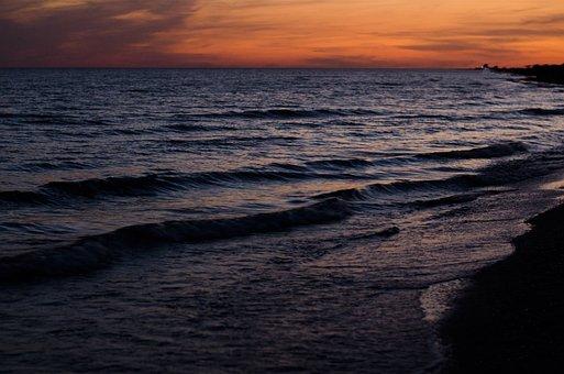 Sea, Girl, Beach, Travel, People, Sun, Lifestyle, Young