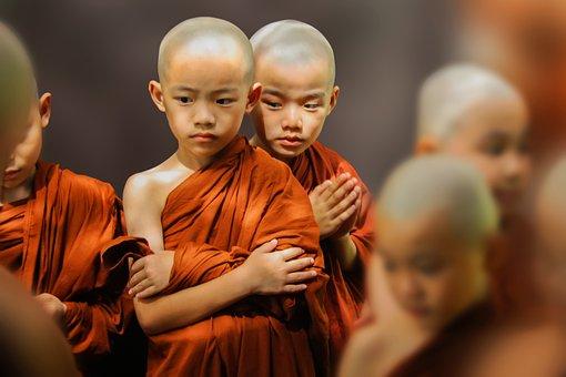 Theravada Buddhism, Novices, Theravada Samanera