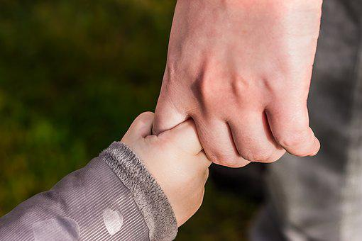 Hands, Toddler Hand, Child's Hand, Small Fist