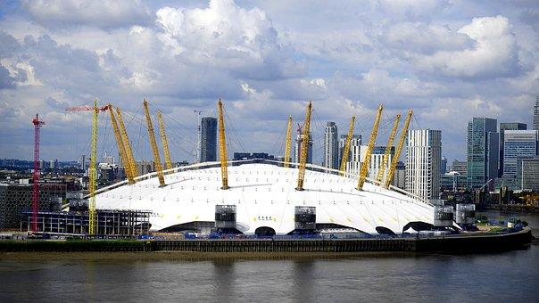 London, Landmark, Architecture, England, Britain, Uk