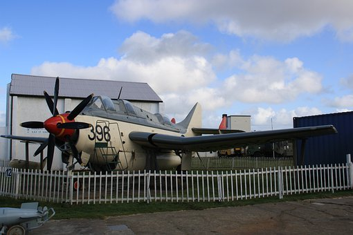 Museum, Aircraft, Memorial, Air Force, Vintage, Fairey