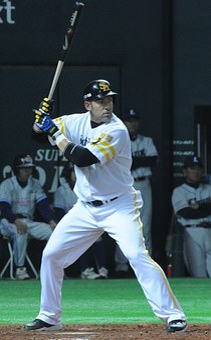 Alex Cabrera, Fukoka Softbank Hawks, Baseball, Player