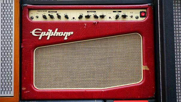 Music, Amplifier, Sound, Equipment, Audio, Professional